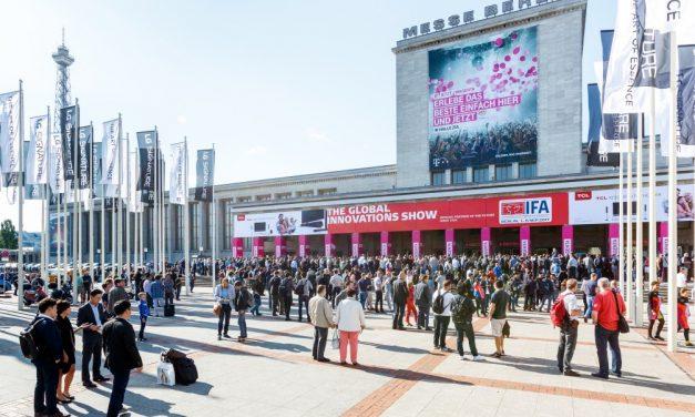 IFA 2018 in Berlin: Gesundheit als ein großer Trend