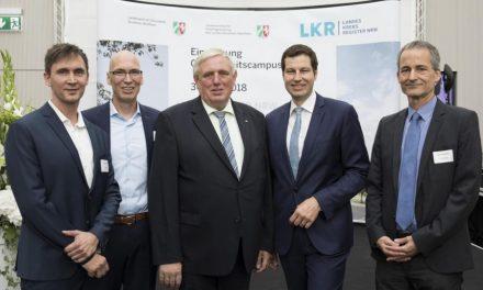 Gesundheitscampus Bochum: Innovationsstandort für gesundes Leben und Arbeiten in Nordrhein-Westfalen