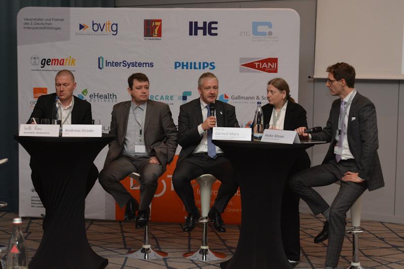 Interoperabilität: Ausgangspunkt für Digitalisierung in der Medizin