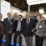 MEDICA 2018: NRW-Gesundheitsminister Laumann und NRW-Wirtschaftsminister Pinkwart besuchen Landesgemeinschaftsstand NRW