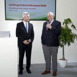 Minister Pinkwart und Minister Laumann_ZTG Medica