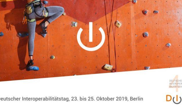 4. Deutscher Interoperabilitätstag
