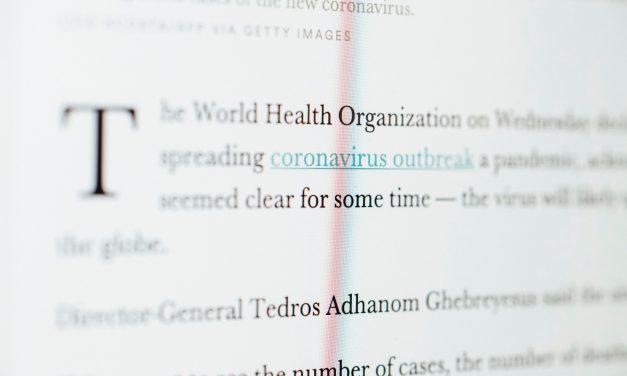 AG Consumer Health Informatics startet Inforeihe zum Coronavirus