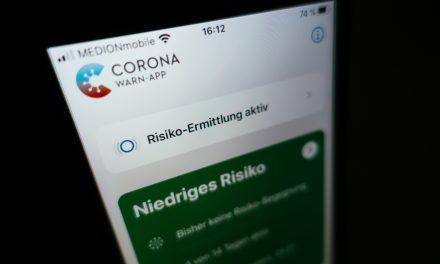 Corona-Warn-App: Bisher 300 Infektionen gemeldet