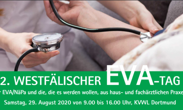 Die ZTG GmbH beim 2. WESTFÄLISCHEN EVA-TAG
