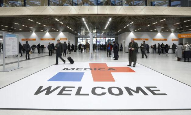 MEDICA 2020 – Internationale Fachmesse mit virtuellen Ständen