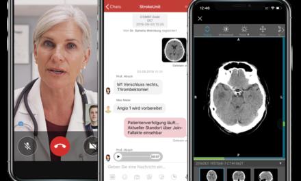 Grenzenlose Kommunikation und Zusammenarbeit: Join App im Anwenderzentrum eGesundheit