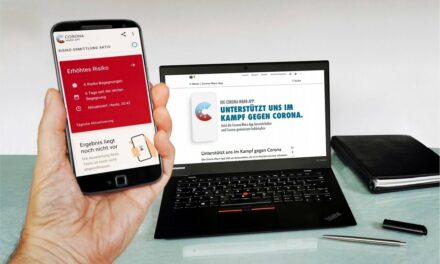 Leopoldina fordert staatlich abgestimmte, kontinuierliche digitale Nachverfolgung