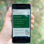 Vertrauen in die Corona-Warn-App steigt